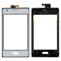 Digitalizador Touch Screen Lg Optimus L5 E610 Color Blanco