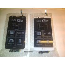 Pantalla Display Lg G2 D802 / D805 Original Con Su Marca