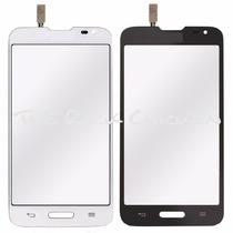 Refaccion Touch Digitalizador Tactil Lg L80 / D373 Blanco
