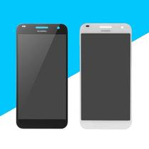 Display Lcd Pantalla Huawei G7 Negro Y Blanco + Herramienta