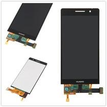 Pantalla Lcd Display Huawei Ascend P6 Negro Nueva Garantía