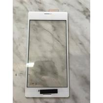 Tactil Touch Sony Xperia M4 Aqua E2306 Blanco