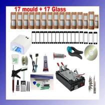 Maquina Separadora De Toch (17 Moldes+17 Glass) Superkit