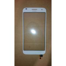 Pantalla De Cristal + Touch Huawei G7 Blanco
