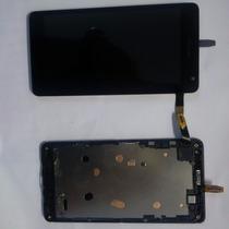 Lcd Touch Pantalla Nokia 535 Lumia Rm-1090 Rm-1092 Ver 1973