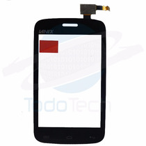 Touch Digitalizador Lanix S120 Ilium Negro Original