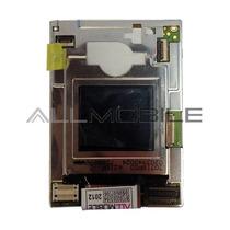 Lcd Display Motorola V3i Doble Pantalla Pieza Original Nueva