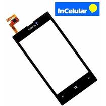 Touch Screen Cristal Nokia Lumia 520 Precio De Envio Justo!