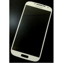 Samsung Galaxy S4 - Refacción Cristal De Touch Color Blanco!