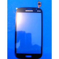 Touch Screen Glass Samsung Galaxy Grand Duos I9082 Azul