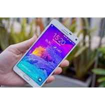 Display Pantalla + Touch Samsung Note 4 Blanco Y Negro