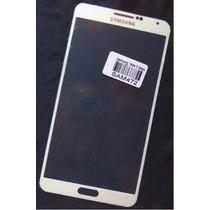 Samsung Galaxy Note 3 Refacción Cristal Glass Color Blanco !
