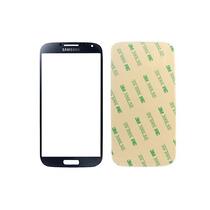 Cristal Vidrio Frontal Genérico Galaxy S5 Azul + 3m Gratis