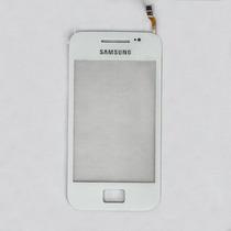 Touch Cristal Samsung Galaxy Ace S5830 Negro Blanco Garantia