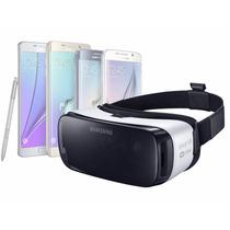 Samsung Gear Vr Lente Virtual Para S6 S6 Edge Note 5 Edge 6