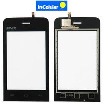Touch Screen Cristal Lanix Illium S106 Precio D Envio Justo!