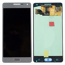 Display Y Touch Pantalla Galaxy A5 A500 Azul Y Bco
