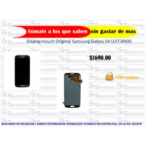 Display+touch Original Samsung Galaxy S4 I337,i9500 Negro