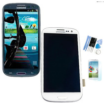 Display + Touch Samsung Galaxy S3 I9300 I747 Con Herramienta
