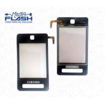 Touch Táctil Digitalizador Samsung F480