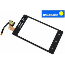 Touch Screen Cristal Sony Xperia Go St27 St27a $ Envio Justo