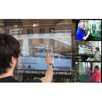 Pantalla Holográfica Film Transparente (1.52m X 1m)