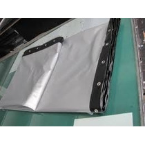 2 Lienzos Para Proyeccion Dual Pack 250x200 Cm Envio Gratis