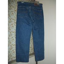 Desert Jeans Azul P/caballero 34 X 30 Pantalon D Mezclilla