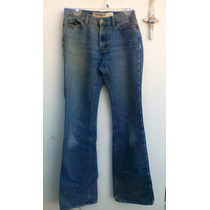Jeans Low Rise Flare Talla 4,sexy,rock,antro,hippie