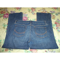 Pantalon D Mezclilla Old Navy Dreamer Para Dama Talla 12-38