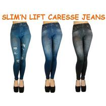 Elegance Lejeans Mallones Slim¿n Lift Caresse Jeans