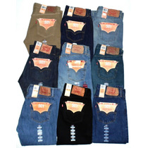 Pantalones Levi´s Clasico 501 ¡¡envio Gratis!! Comprando 4