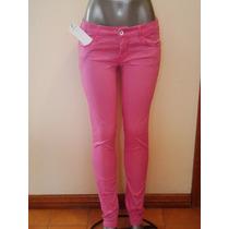 Jeans Calvin Klein Stretch Rosa T/30 Envio Gratis Dhl