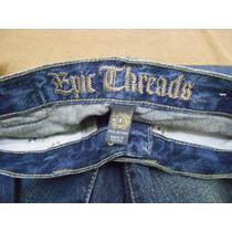 Pantalon Para Niño Mezclilla Talla 8 Epic Threads
