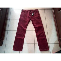 Pantalon De Pana Tinto 36 38 The Hundreds
