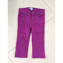 Pantalones Cortos Talla 4 Años Marca Gap Kids