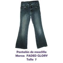 Pantalones De Mezclilla Para Niño 7a