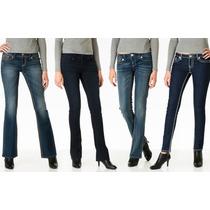 7 Jeans Para Dama .- Paquete De Tres Marca De 1a Calidad