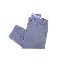 Pantalón Azul Massimo Dutti