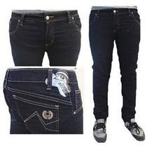 Pantalon Antifashion Mezclilla Skinny Hipster Punk Skate