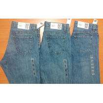 Joe Fresh Jeans Coupe Standar Mezclilla Tallas30,32,33,34