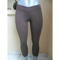 Pantalones Hollister Co. Legging T-m Nuevo Con Encaje