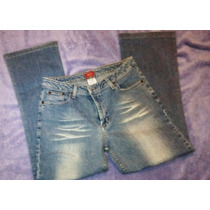 Pantalon Mossimo Seminuevo- Limpia De Closet Talla 11 Strech