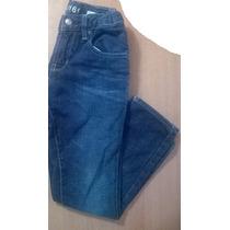 Pantalón Mezclilla De Niño O Jeans Gap Talla 8