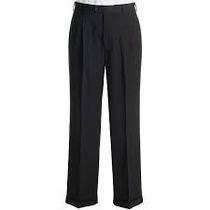Pantalon George Tallas Extras 42x30 100% Original Negro
