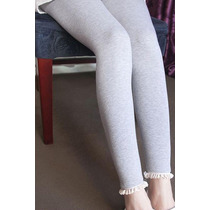 Suku 60544 Leggings En Color Liso Moda Asia $249