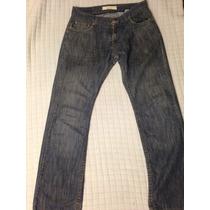 Pantalon De Mezclilla Thats It Color Azul Talla 31 Hombre