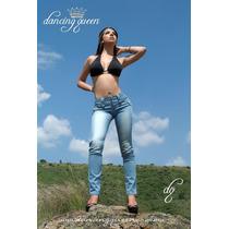 Jeans Corte Colombiano Marca Dancing Queen