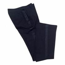 Pantalon Formal Para Smoking Tallas Extras 50xunfin Negro