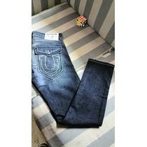 Pantalon - Jeans Marca True Religion Talla 34